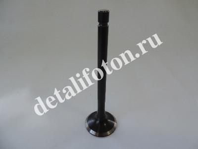 Клапан выпускной FOTON 1049С/1039 E049301000014