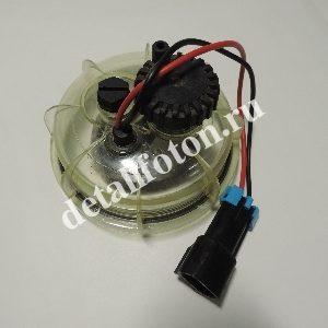 Крышка фильтра-сепаратора с подогревом RK-0002