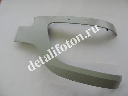 Накладка левой фары орнамент Фотон(Foton)-1031/1039 Aumark 1B18053100218