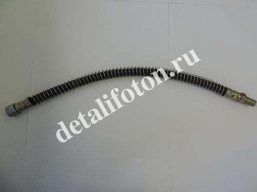 Трубка (шланг) тормозная передняя под гайку 24 №2 Фотон (Foton)-1093/1099 1106635600527