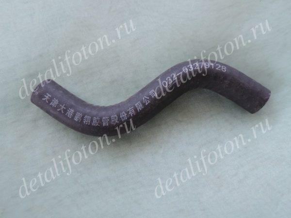 Трубка топливная форсунки обратки Фотон 1039/1049C E049335000002