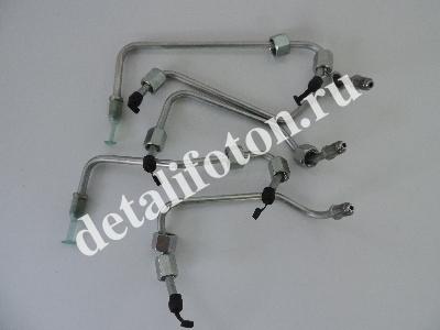 Трубки топливных форсунок 5 шт.(комплект) Фотон (Foton)-1039 AUMARK ES04933400071
