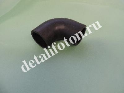 Патрубок угловой вентиляции картера ФОТОН (FOTON)-1069/99 740.1014138-10