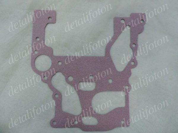 Прокладка передней плиты ГРМ Фотон (Foton)-1039/1049C E049307000003