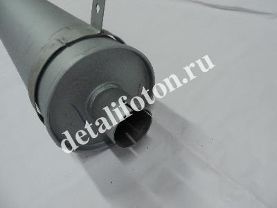 Глушитель Фотон (Foton)- 1049A/1069/1099 3968 Фобос (Fobos)