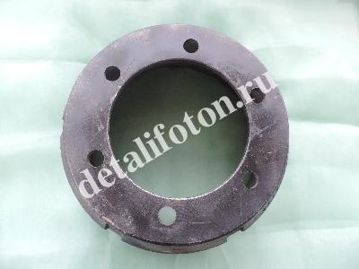 Барабан тормозной передний 6 отв. Фотон (Foton)-1049A 3103102-HF324(FTA)