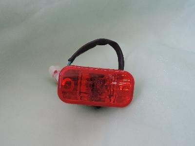 Фонарь задний габаритный красный Фотон (Foton)-1051/1061/1069 Евро 3 1B20037100019
