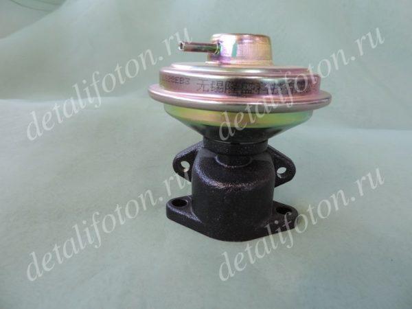 Клапан рециркуляций выхлопных газов EGR Фотон(Foton)-1039 Aumark Евро-III E049367000121