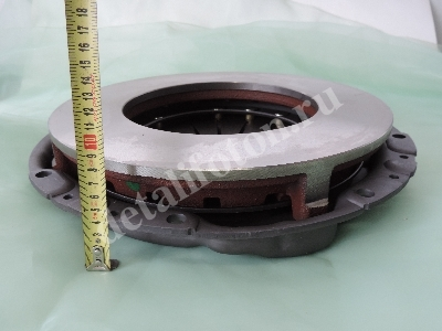 Диск сцепления нажимной (корзина) Фотон (Foton)-1061 Aumark 350мм. 1106116100002