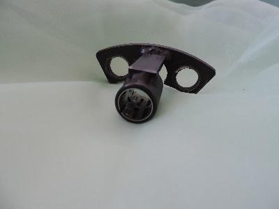 Кронштейн датчика ABS задний Фотон (Foton)-1051 2409010-HF15015FTGS