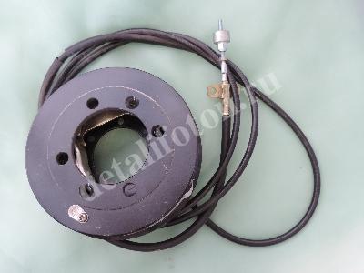 Стояночный тормоз в сборе с тросом привода Фотон(Foton)-1041/1049A 1105935700001