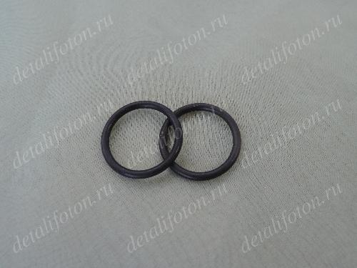 Кольцо уплотнительное маслоохладителя (резиновое) Фотон (Foton)-1069/1099 малое T2415B135