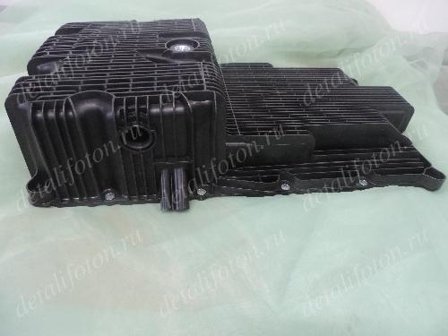 Поддон картера двигателя с отверстием для подогревателя масла Фотон (Foton)-1051,1061 5302028