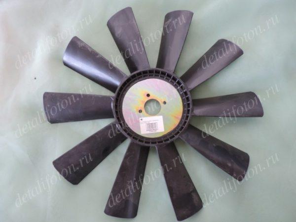 Вентилятор системы охлаждения (крыльчатка) Фотон (Foton) - 1069/1099 T73901005