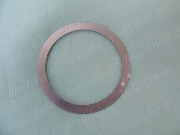 Шайба (прокладка) регулировочная подшипника вторичного вала 0,3мм. Фотон (Foton)-1051/1061/1069 WTD64x78x0.3