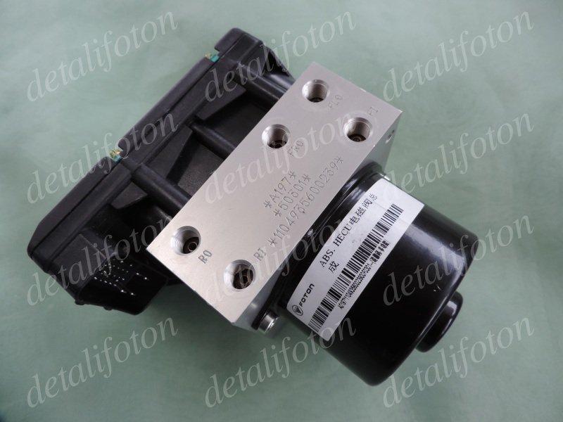 Блок ABS Фотон(Foton)-1041 1104935600239