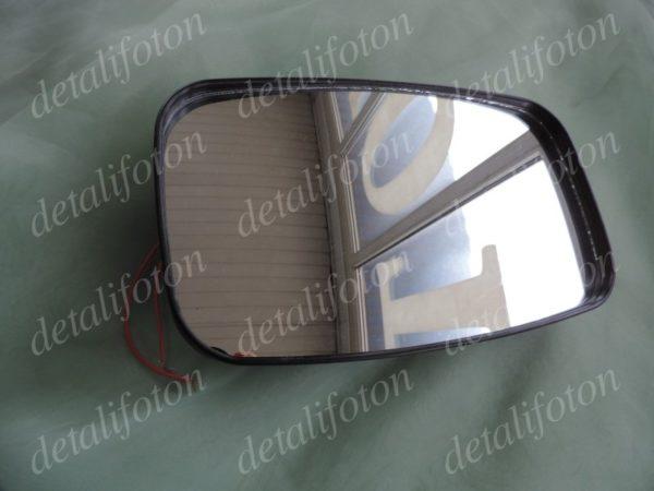 Зеркало заднего вида левое с подогревом без кронштейна Фотон(Foton)-1039 Aumark 1B18082100103