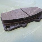 Колодка тормозная переднего суппорта внутренняя Фотон(Foton) Tunland PU201-3501025
