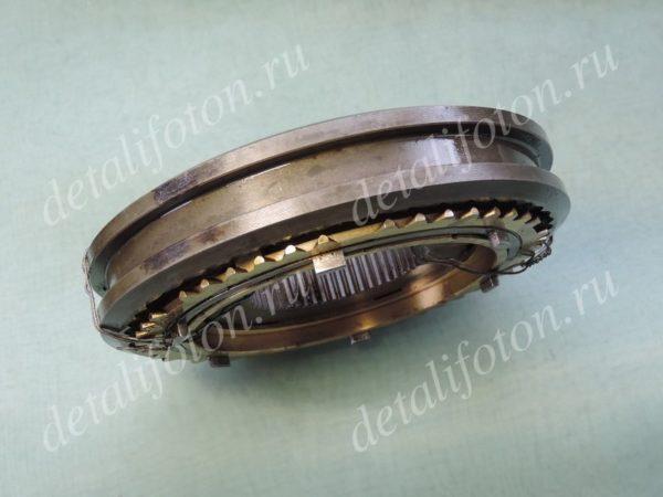Синхронизатор 1-ой задней передачи КПП Фотон(Foton)-1041/1049А 1701360-108F2