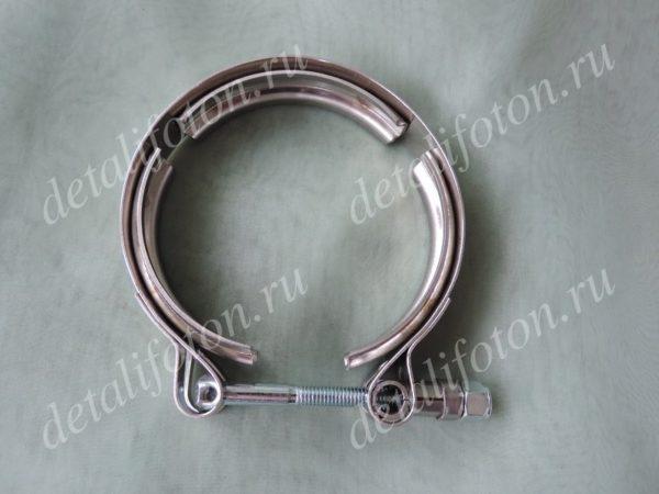 Хомут приемной трубы Фотон (Foton)-1039 Aumark 3903652