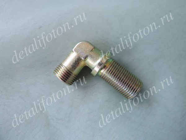 Штуцер воздушной трубки компрессора к шлангу Фотон(Foton)-1069 1104635600021
