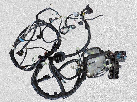 Жгут проводов кабины с блоком предохранителей 24V Фотон(Foton)-1069 1B20037400010