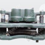 Суппорт тормозной левый Фотон(Foton)-1039 2.8 AumarK ZB1041P 3003410